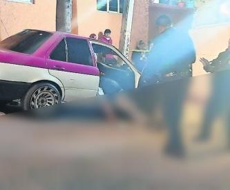 Homicidio doble Ejecutan a primos CDMX