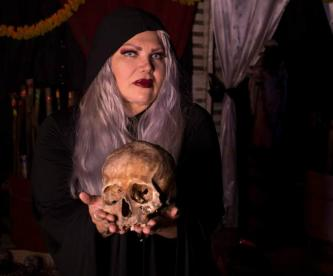 Ma Memije Hallan muerta a bruja Pacto con el diablo Guerrero