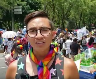 marcha del orgullo gay 41 cdmx