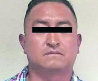 detienen asesino homicida muerte hombre ataque diciembre navidad arma blanca cuchillo pistola Toluca