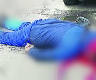 Asesinan hombre balazos alcaldía Álbaro Obregón
