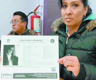 Jóvenes desaparecidos Edomex Segundo lugar Personas desaparecidas
