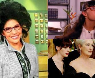 Tere la secretaria y otras asistentes famosas de la televisión