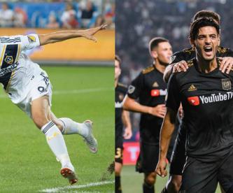 MLS Zlatan critica Carlos Vela