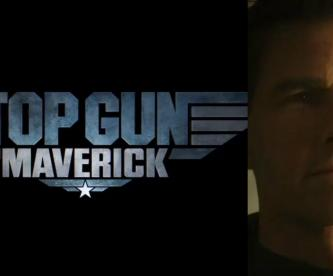 Lanzan trailer de Top Gun: Maverick y Tom Cruise causa sensación
