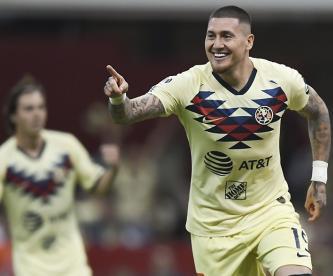 América se impone ante Rayados en el estadio Azteca
