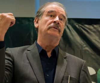 Empresas de Vicente Fox tendrían deuda por impuestos con el SAT