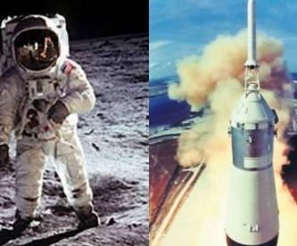 La historia de la misión Apolo 11 el día que el hombre pisó por primera vez la Luna
