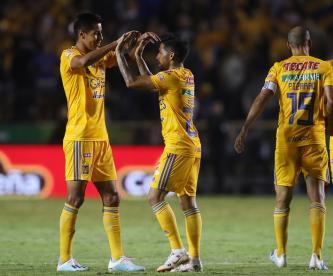 Tigres estrena su corona goleando al Morelia