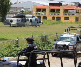 balacera guardia nacional ejercito huachigaseros tepeaca puebla