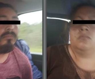 detenidos dos delincuentes lista de los más buscados FGJEM homicidio extorsión presidente transportes Puebla trasladados edomex recomensa