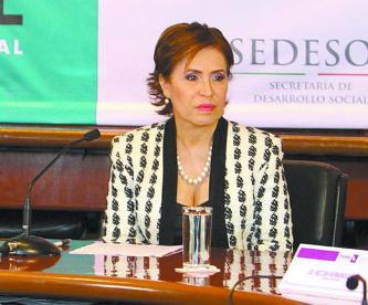 Rosario Robles Berlanga Unidad de Inteligencia Financiera