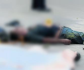 mueren intoxicados trabajadores de alcantarilla edomex