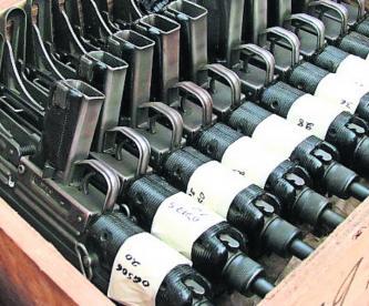 compra venta ilegal armas internet participación policías de investigación PGJ CDMX