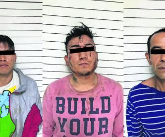 Asaltan vivienda Iztapalapa familia secuestrada