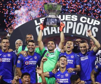 Cruz Azul gana la Leagues Cup