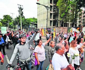 Macrosimulacro 2019 CDMX alerta sísmica