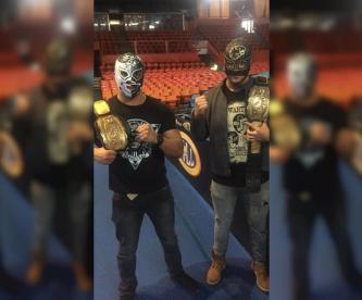 Los Dinamita Lucha Libre CMLL