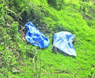 San Agustín Huitzizilapan encuentran dos cadáveres