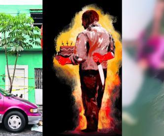 hombre acuchilla hijos venganza cdmx masacre intenta quemarlos México