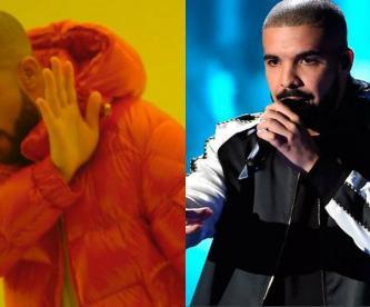 drake abuechean bajan del escenario invitado especial show concierto festival hip hop cantante meme los ángeles california video