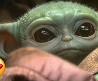 The Mandalorian Yoda Bebé