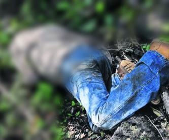 Anciano muerto reserva ecológica Jiutepec