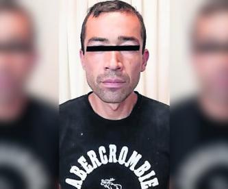 Detienen a hombre acusado por el homicidio de su abuela, en Edomex