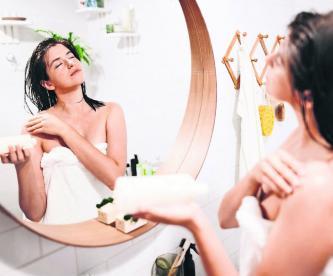 cuidados piel limpieza