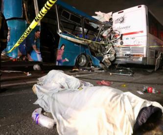 México-pachuca accidente