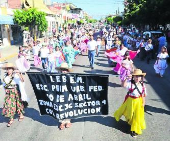 Cerrarán calles desfile Revolución Mexicana
