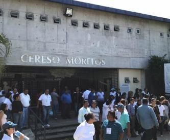 Autoridades morelenses registran diez presos muertos durante motines, en 2019