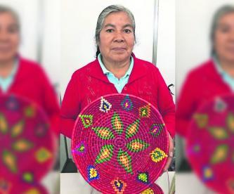 El arte de tejer la palma, un oficio que se niega a morir en Edomex