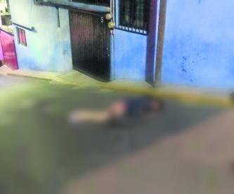 Encuentran cadáver de joven con balazo en la cabeza en calles de la GAM