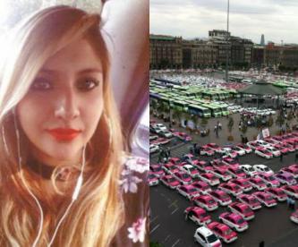 Críticas taxistas mujeres desaparecidas México