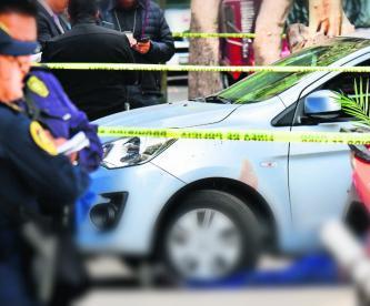 Ladrones asesinan a quemarropa a dueño de taller tras retirar dinero del banco, en CDMX