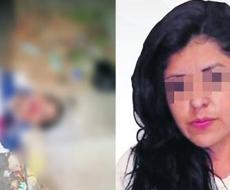 Autoridades de Morelos atoran a mujer asesina en Temixco, acribilló a un hombre