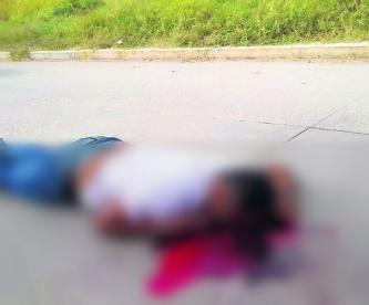 Hombre que trataba de huir hacia su casa es acribillado por sicarios en Morelos
