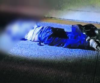 Atropellan a otro hombre en el Paso Express de Morelos y vecinos evitan que quede deshecho