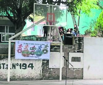 Ladrones intentan saquear bachillerato de Morelos, pero vigilante no tenía llaves