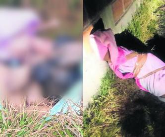 Hallan dos cuerpos de mujeres envueltas en cobijas en diferentes puntos del Edomex
