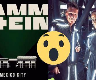 Estos son los precios de los boletos para ver a Rammstein en la CDMX