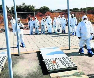 Familiares reciben por fin el cuerpo de desaparecido hace ocho años, en Morelos