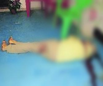 Asesinan de balazo en el pecho a abuelito en su propia casa, en Morelos; presumen venganza