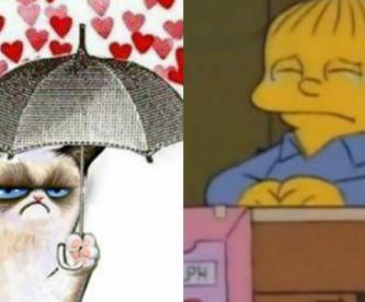 Memes toman el control de las redes sociales en el Día de San Valentín