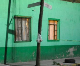 Disparan 44 veces a vendedor de tenis en Gustavo A. Madero; 24 balas hicieron blanco