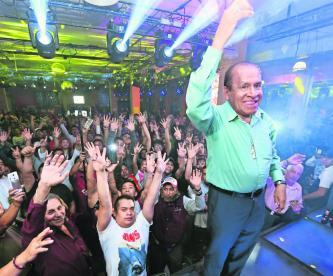 Al calor de la cumbia sonidera, llega a su fin el triple festejo de El Gráfico
