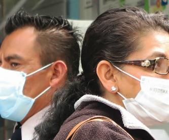 covid19, caso, México, CDMX, INER, influenza, enfermo