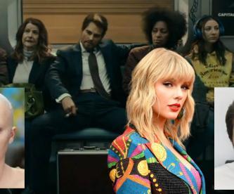Taylor Swift se transforma en hombre para retratar estereotipos machistas, en nuevo video