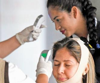 Confirman segundo caso importado de coronavirus en Querétaro, es una mujer de 64 años